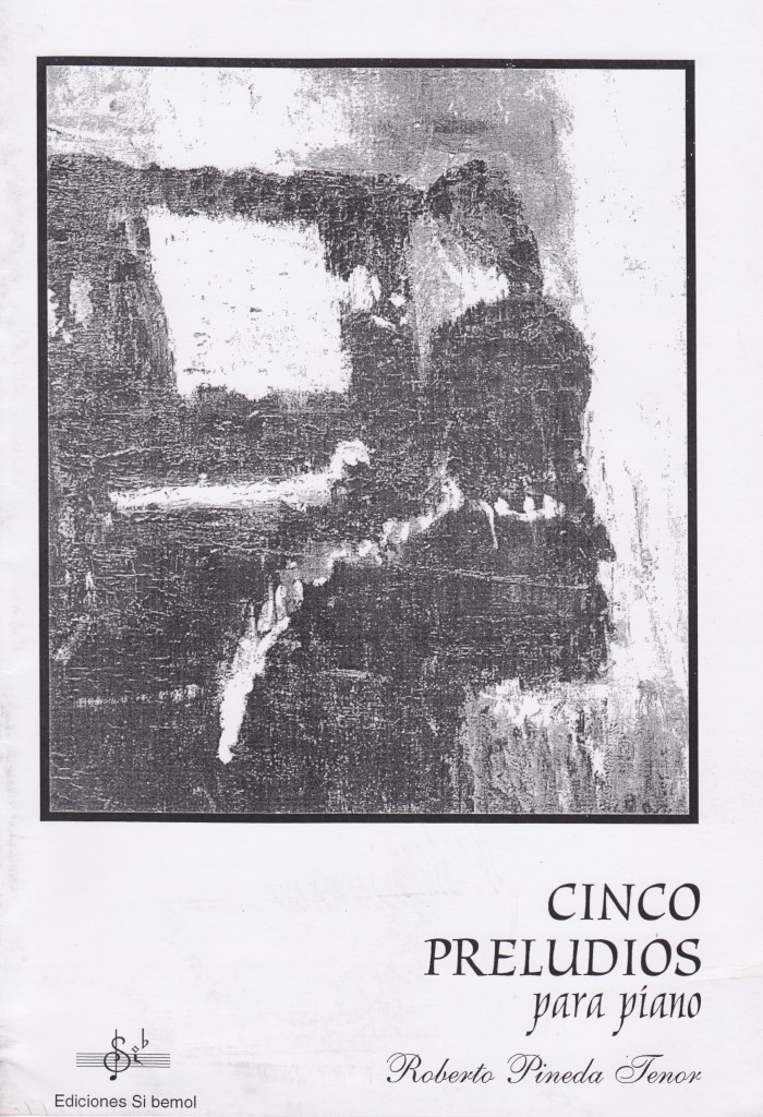 Cinco Preludios (piano) (1995)